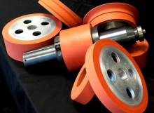 Rubber-And-Silicone-Rollers